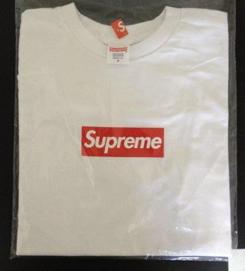 Supreme BOXロゴTシャツ